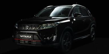 Suzuki bringt den Vitara als Limited Edition