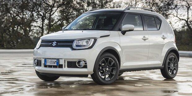 Suzuki Ignis trumpft beim Ecotest auf
