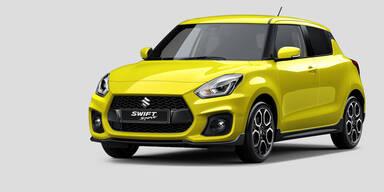 Das ist der neue Suzuki Swift Sport