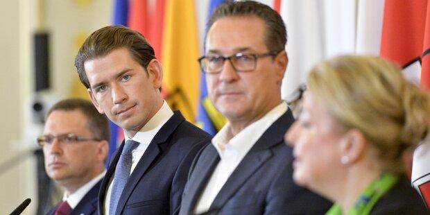 Streit um 'Hartz IV' für Österreich