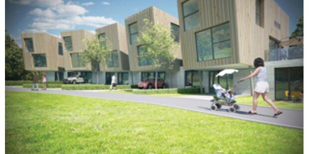 Holzhäuser für Stavanger