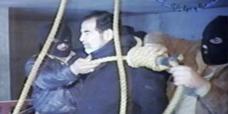Jahrestag der Hinrichtung von Saddam Hussein