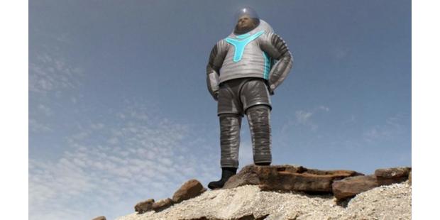 Coneheads am Mars: Debatte um NASA-Anzüge