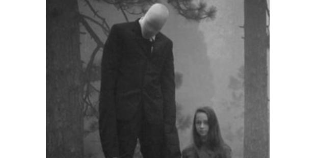 Online-Horrorfigur