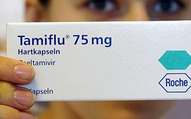 Schweinegrippe - Tamiflu in Kapselform für Kinder