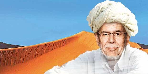 20°: Jetzt kommt Sahara-Weekend