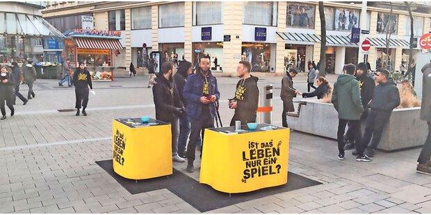 Salafisten wieder auf Rekruten-Suche in Wien?