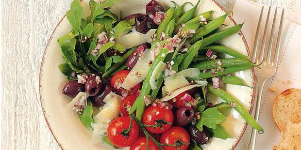Beste Salat-Rezepte für Hitze-Tage