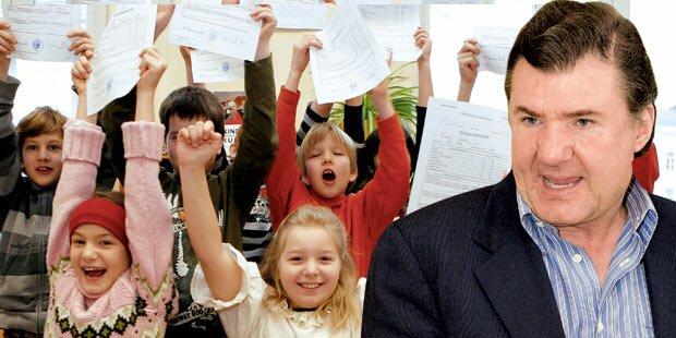 Bildungsreform: Salcher berät Mitterlehner