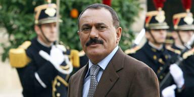 Bestätigt: Jemens Ex-Präsident tot