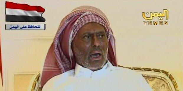 Präsident Saleh zurück im Jemen