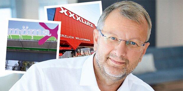 XXXLutz macht Jagd auf Ikea