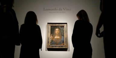 Salvator Mundi Da Vinci