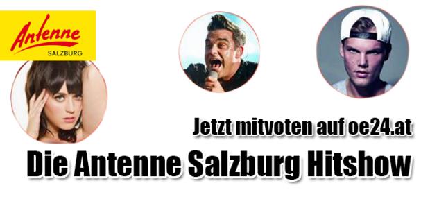 Die Antenne Salzburg Hitshow