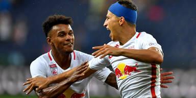 Red Bull Salzburg stellt Rekord auf