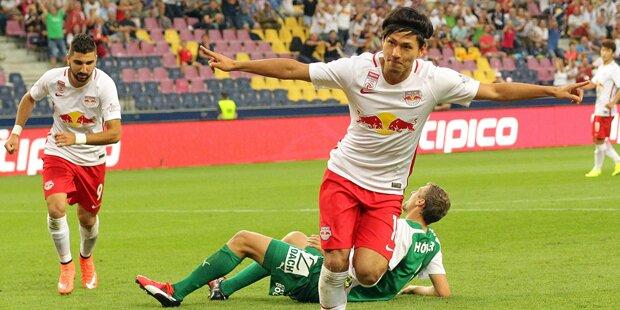 0 zu 0 im Allianz Stadion