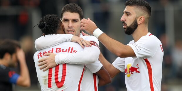 Salzburgs letzte Europa-League-Chance