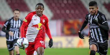 Salzburg jagt Six-Pack gegen LASK