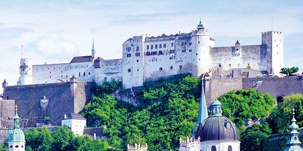 Italiener stürmen Salzburg