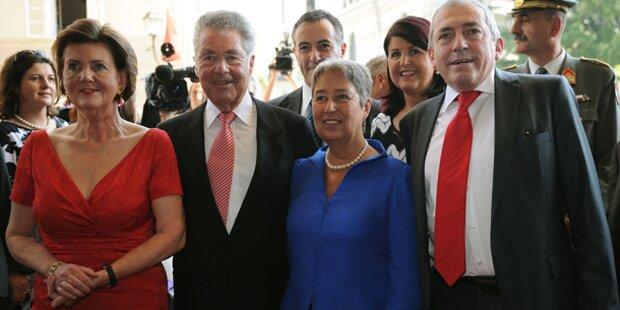 Fischer eröffnete Salzburger Festspiele