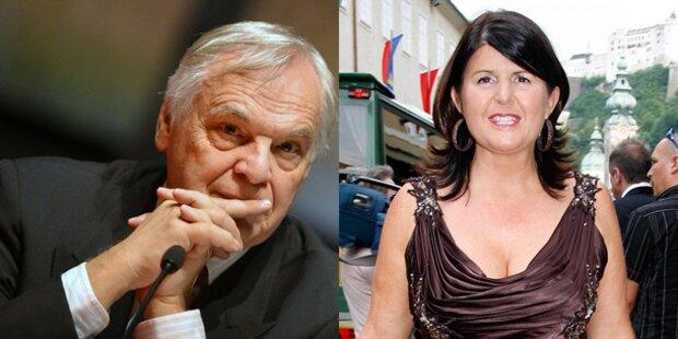 Ton wird rauer, Burgstaller kritisiert Pereira