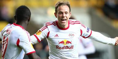 Red Bull Salzburg gewinnt in Schweden
