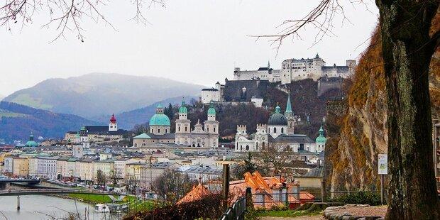 Stadt Salzburg legt noch einmal zu