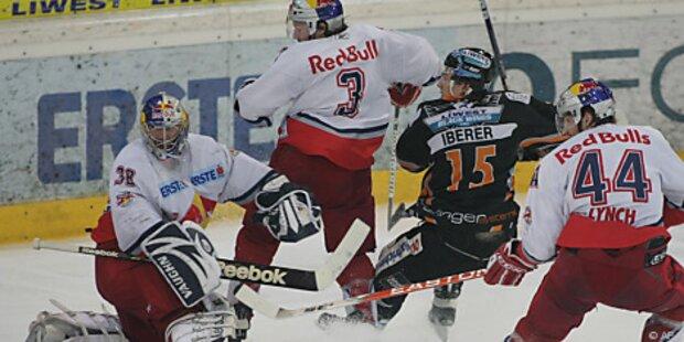 Salzburg in EBEL-Finale mit dem Rücken zur Wand