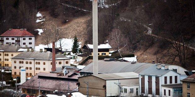 SAG schloss Werk im Pinzgau: 83 Jobs weg