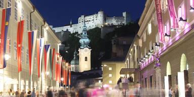 Salzburger Festspiele 2012 eröffnet