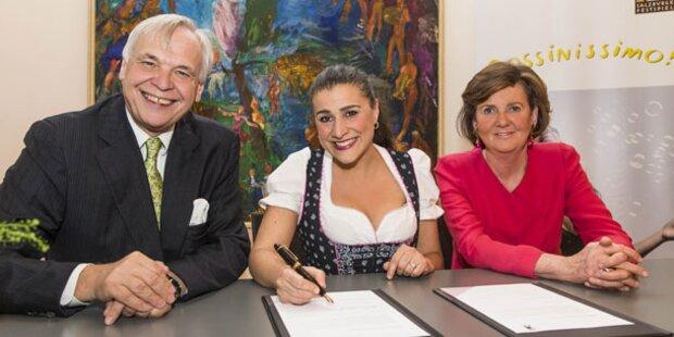Opernstar Bartoli verlängert bis 2016