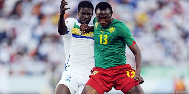 Kameruns WM-Vorbereitung im Mai in Lienz