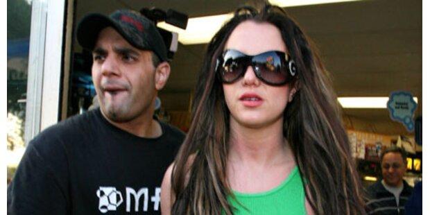 Kontaktverbot gegen Britneys Ex-Manager