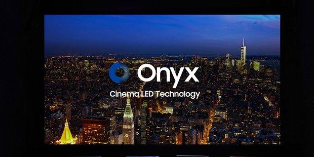 Samsung bringt 10,4 m großen 4K-LED-Screen