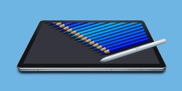 Samsung greift mit dem Galaxy Tab S4 an
