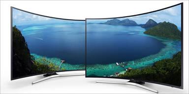 Hofer verkauft edlen Samsung 4K-Fernseher