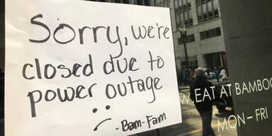 Blackout legt ganz San Francisco lahm