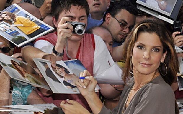 Sandra Bullock macht Kinokassen-Geschichte
