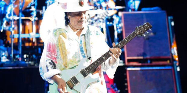 Carlos Santana plant neues Album