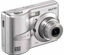 Sanyo Xacti S5