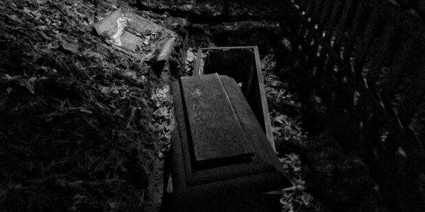 21-Jähriger stirbt in Gruselkabinett