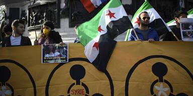 Türkei bestätigt Einsatz von Nervengas in Syrien