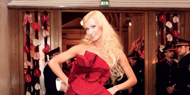 Sarkissova: Countdown für Opernball