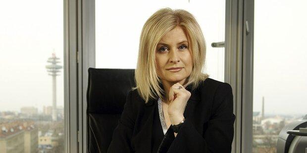 Neuer Job für Top-Bankerin Sonja Sarközi