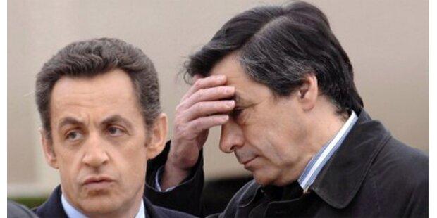 Frankreichs Spitzenpolitiker bedroht