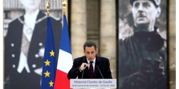 Frankreich segnet NATO-Rückkehr ab