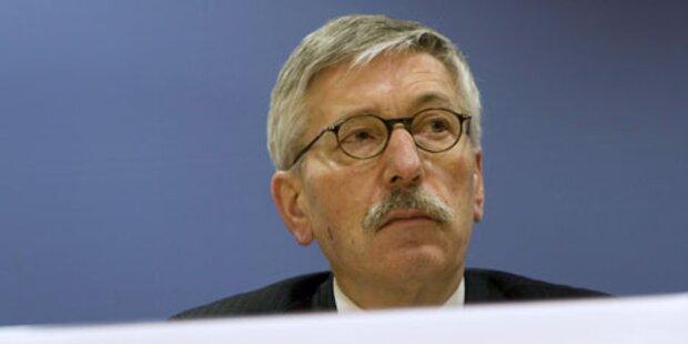 Bundesbankvorstand Sarrazin entlassen