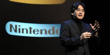Nintendo-Chef (54) an Tumor erkrankt