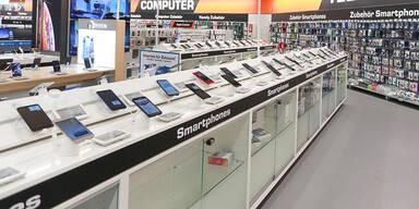 Smartphone-Verkäufe ziehen wieder an