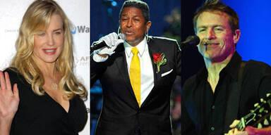 Save the World Awards: Daryl Hannah, Jermaine Jackson, Bryan Adams